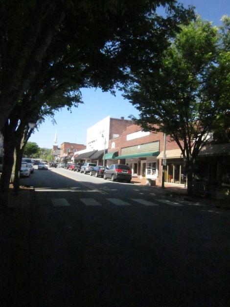 Welcome to Wonderful Waynesville, North Carolina.