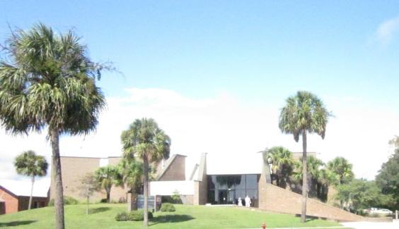 Fort Moultrie Vis Ctr