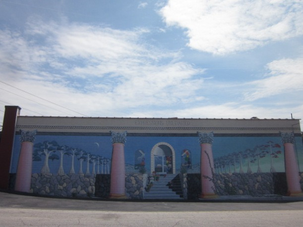 Greenville Mural